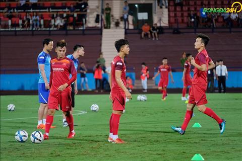 Tan Tai, Danh Trung, Hoang Duc U23 Viet Nam