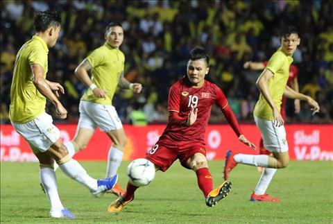 ĐT Việt Nam sở hữu thành tích đối đầu khá tệ ở bảng G hình ảnh