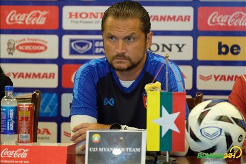 HLV U23 Myanmar