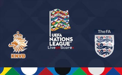 Ha Lan vs Anh Nations LEague