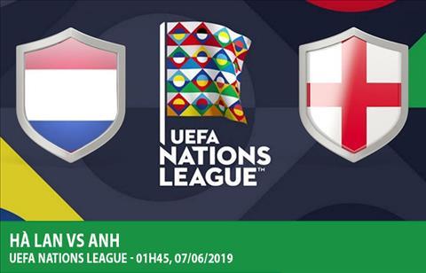 Thông tin trước trận Hà Lan vs Anh - Bán kết Nations League 2019 hình ảnh