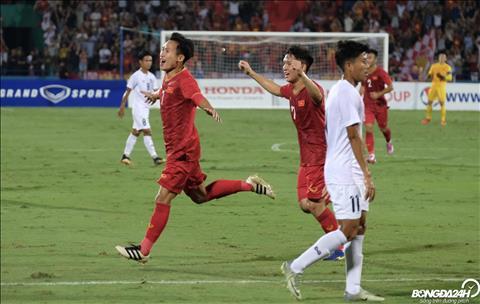 U23 Viet Nam vs U23 Myanmar