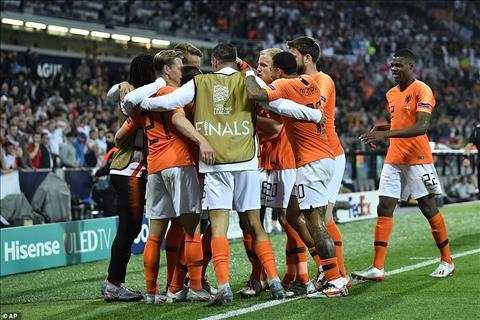 Harry Kane phát biểu sau trận Hà Lan 3-1 Anh BK Nations League hình ảnh