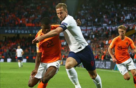 Kane 'Trận thua Hà Lan giúp ĐT Anh học hỏi được nhiều điều' hình ảnh 2