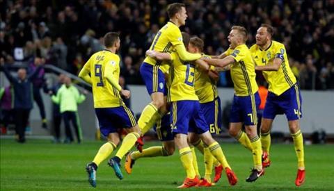 Thụy Điển vs Malta 1h45 ngày 86 (Vòng loại Euro 2020) hình ảnh