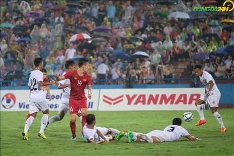 Hoang Duc vs U23 Myanmar