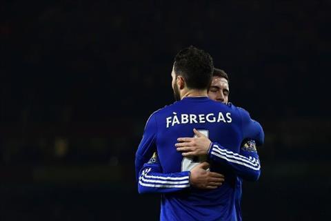 Fabregas nói về việc Hazard tới Real hình ảnh