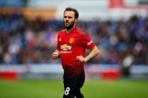 Juan Mata đàm phán hợp đồng mới với MU hình ảnh
