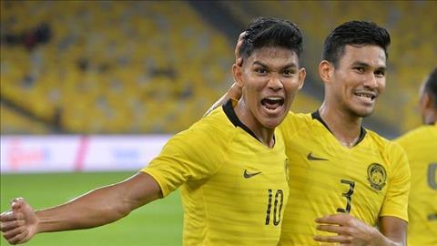 ĐT Malaysia có chiến thắng hủy diệt ở vòng loại World Cup 2022 hình ảnh