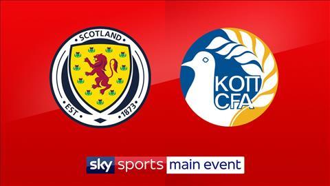 Scotland vs Síp 1h45 ngày 96 (Vòng loại EURO 2020) hình ảnh