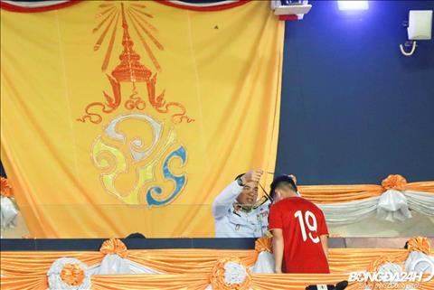 DT Viet Nam ve nhi sau khi de thua DT Curacao tren loat luan luu.