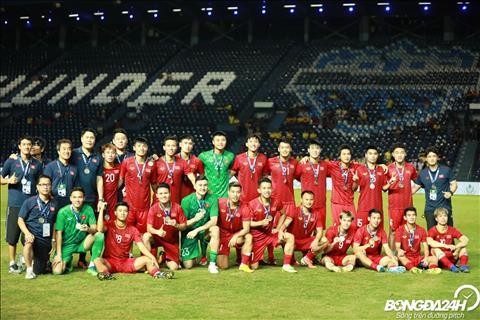 Thành công của ĐT Việt Nam đâu phải là ngai vàng Kings Cup hình ảnh