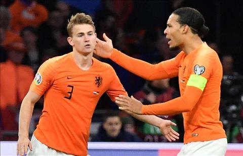 John Aldridge Liverpool mua trung vệ De Ligt ở Hè 2019 hình ảnh