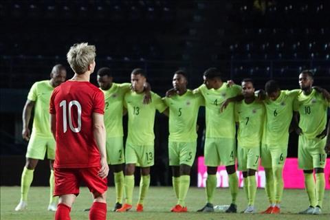 ĐT Curacao làm nên lịch sử tại Gold Cup 2019 hình ảnh