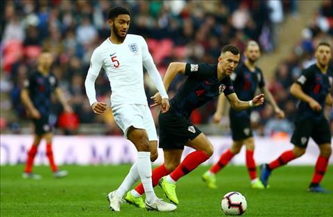 Joe Gomez nói về tầm quan trọng của trận đấu Anh vs Thụy Sĩ hình ảnh