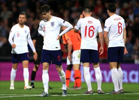 De Bruyne bảo vệ John Stones sau trận Anh 1-3 Hà Lan hình ảnh