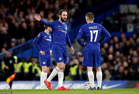 Chuyển nhượng Chelsea hè 2019 Trả lại Higuain, giữ chân Kovacic hình ảnh