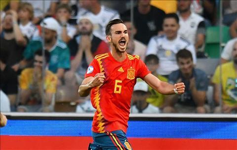Real Madrid nhắm tiền vệ Fabian Ruiz để nâng cấp tuyến giữa hình ảnh