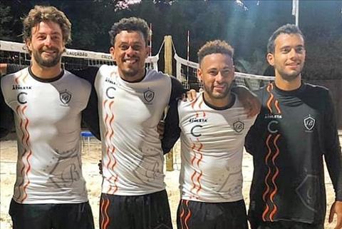 Đã phát hiện tung tích của Neymar tại Brazil hình ảnh