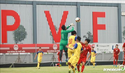 U23 Việt Nam 1-0 U18 Việt Nam (KT) Dấu ấn Martin Lo trong trận thắng nhọc trước đàn em hình ảnh 2