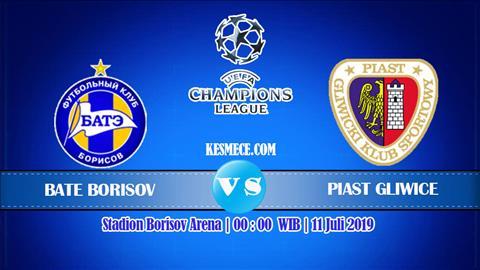 BATE Borisov vs Piast Gliwice 0h00 ngày 117 (Champions League 201920) hình ảnh