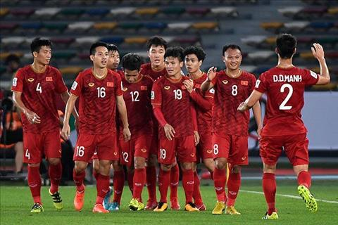 Tuyen Viet Nam quyet tam tien xa o vong loai World Cup 2022.