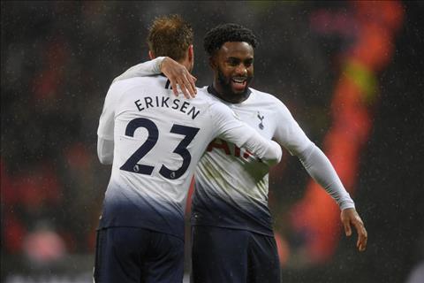 Tottenham san sang ban Danny Rose