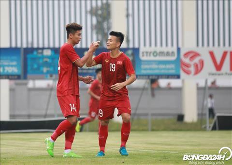 Sao U23 Việt Nam nhận xét về thầy Park hình ảnh