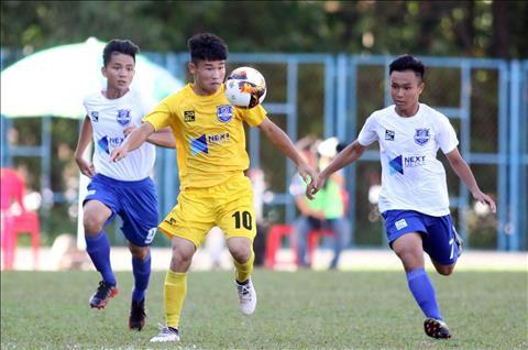Clip Bàn thắng kết quả U17 Thanh Hóa vs U17 PVF chung kết U17 hình ảnh