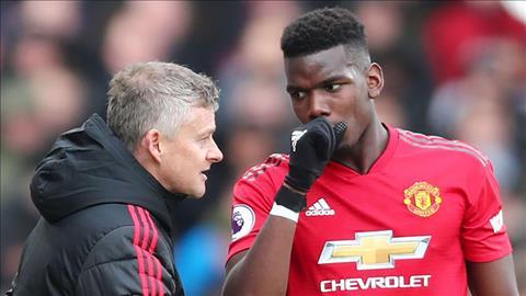 Solskjaer kêu gọi fan MU ủng hộ tiền vệ Paul Pogba hình ảnh