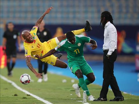 Video bàn thắng kết quả Senegal vs Benin 1-0 CAN 2019 hình ảnh
