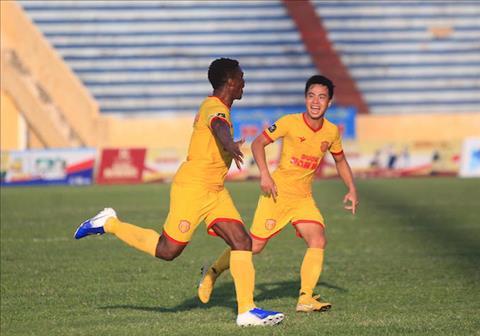 Nam Dinh 2-0 Viettel