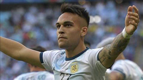 Xác nhận tin đồn Barca quan tâm tới Lautaro Martinez hình ảnh