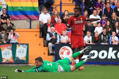 Divock Origi nói về trận Liverpool vs Man City hình ảnh