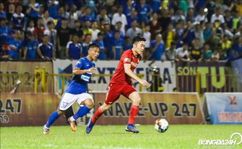 Tuy nhien, man trinh dien cua cau thu tung khoac ao Buriram United khong may an tuong.