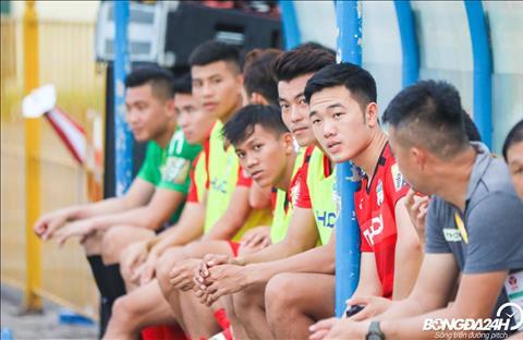ẢNH Xuân Trường trận Quảng Ninh vs HAGL đã thi đấu ra sao  hình ảnh