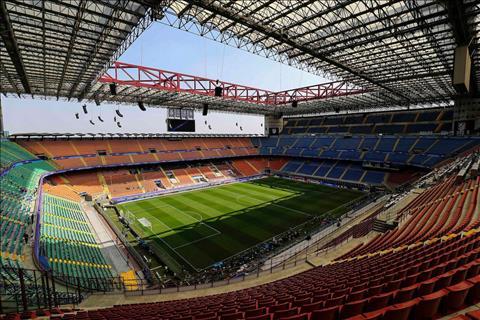 Atalanta mượn sân San Siro của Milan để đá Champions League hình ảnh