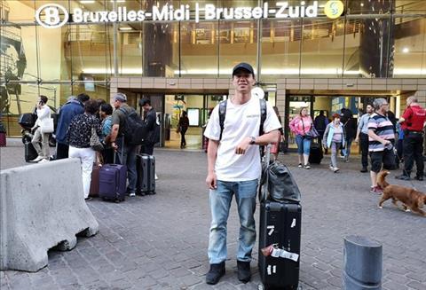 Sint-Truidense xác nhận thông tin Công Phượng đến Bỉ hình ảnh