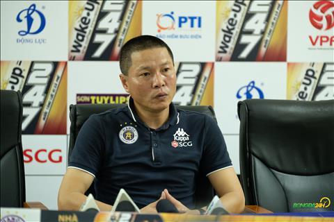 HLV Chu Đình Nghiêm đối mặt án phạt nguội vì phản ứng với trọng  hình ảnh