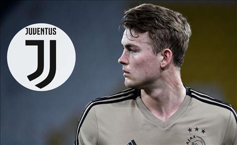 De Ligt sap den Juventus
