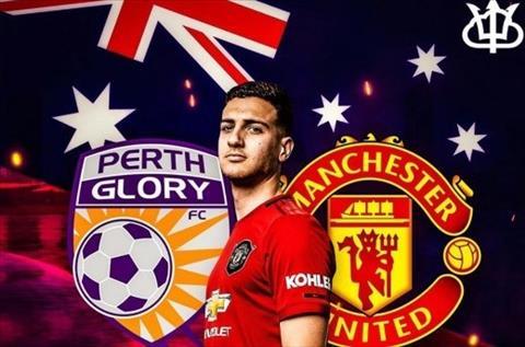 Manchester United vs Perth Glory