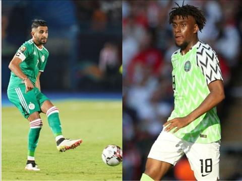 Algeria vs Nigeria 2h00 ngày 157 (CAN 2019) hình ảnh