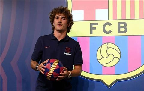 Atletico quyết không để Barca xù tiền mua Antoine Griezmann hình ảnh