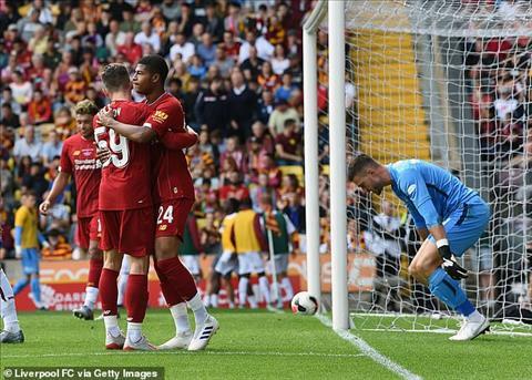 Bradford 1-3 Liverpool Lão tướng Milner lập cú đúp, The Kop đánh bại đội hạng 4 hình ảnh 2
