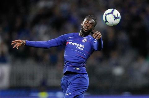 PSG cân nhắc hỏi mượn Tiemoue Bakayoko của Chelsea hình ảnh