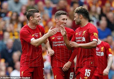 Trực tiếp Bradford vs Liverpool giao hữu câu lạc bộ 2019 hôm nay hình ảnh