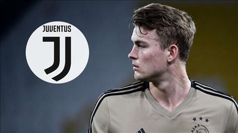 Nóng Matthijs De Ligt tới Juventus ở Hè 2019 hình ảnh