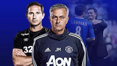 Jose Mourinho từ chối ủng hộ Lampard hình ảnh