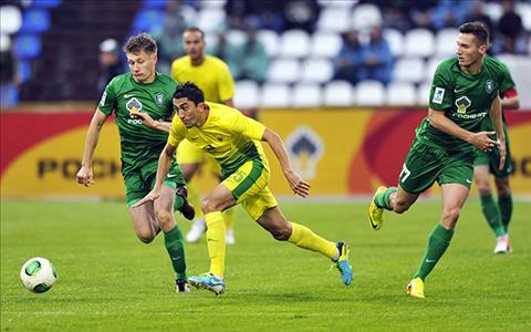 Akhmat Grozny vs Krasnodar 1h30 ngày 157 (VĐQG Nga 201920) hình ảnh