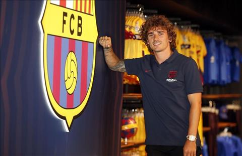 Lasarte tin Antoine Griezmann sẽ phù hợp với Barcelona hình ảnh